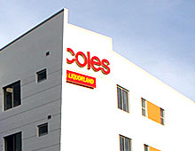 Coles Retail Development, Darcy Rd, Westmead