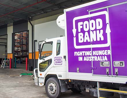 Foodbank Distribution Centre, Glendenning